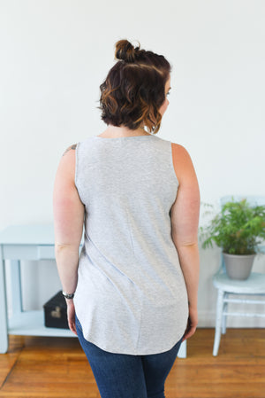 Everyday Relaxed Tank Top
