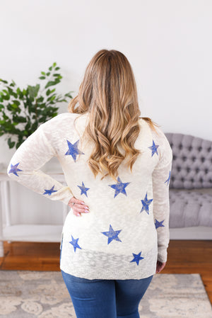 Oh My Stars Sweater