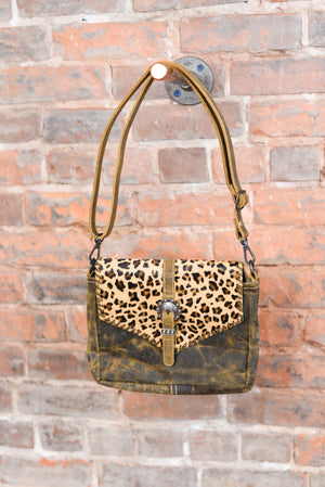 Living In The Wild Crossbody