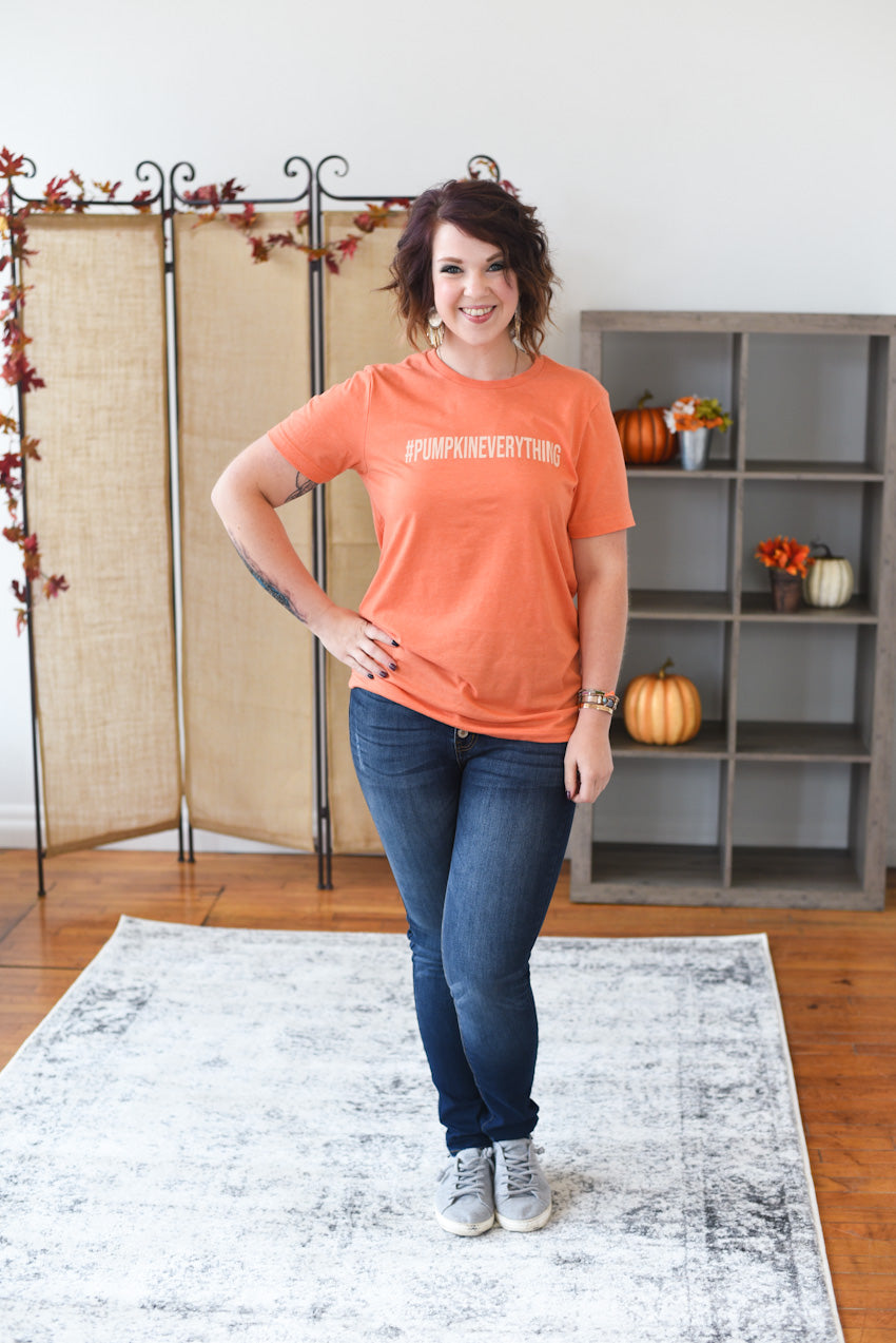 Pumpkin Everything T-Shirt
