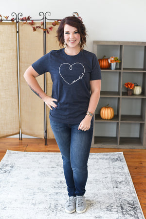 Thankful Heart T-Shirt