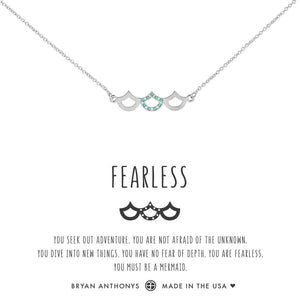 Fearless Necklace by Bryan Anthonys