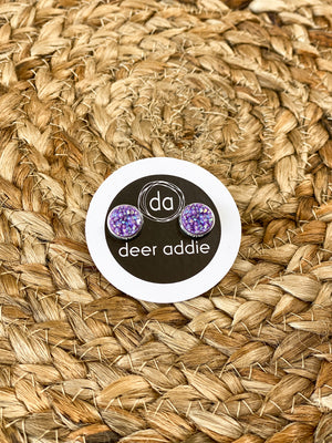 Deer Addie Earrings - Stud