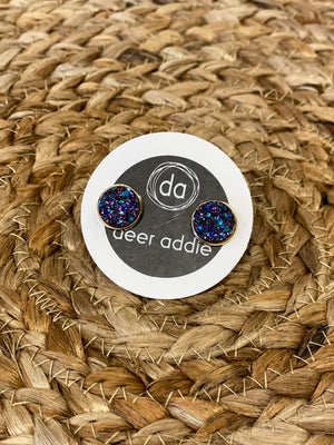 Deer Addie Druzy Earring