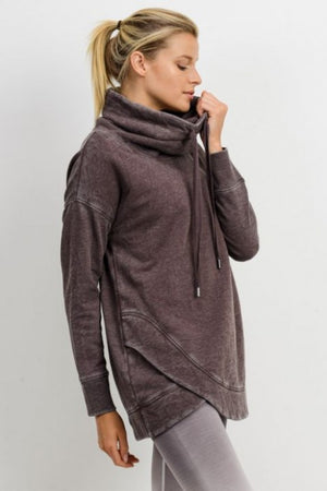 Morgan Cowl Neck Sweater