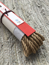 Load image into Gallery viewer, Japanese White Jute 6mm