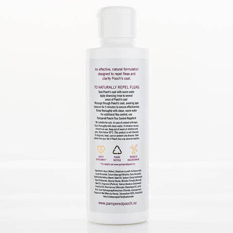 FLEA CONTROL CLEANSING RINSE