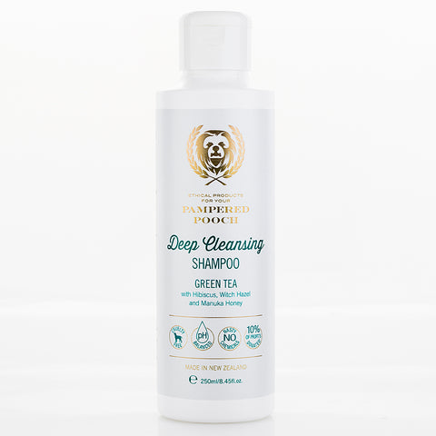 GREEN TEA DEEP CLEANSING SHAMPOO