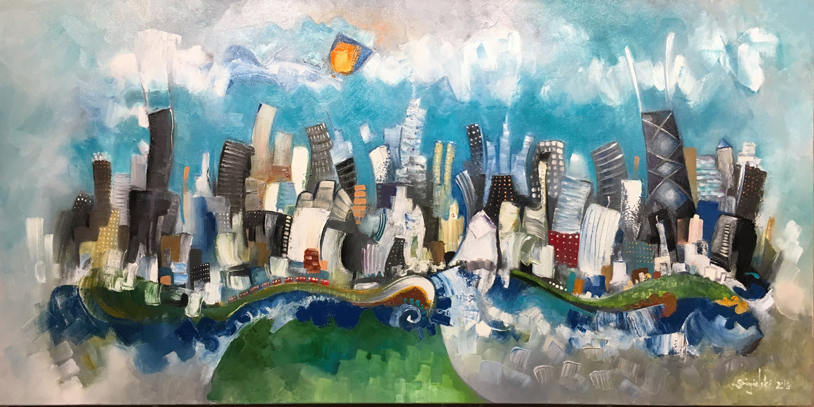 Chicago River Crossing (SOLD)