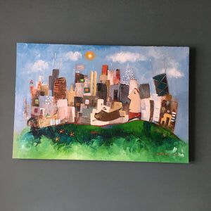 SOLD 2019 | sold smigielski painting