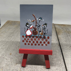 (Sold) Jazz Cats