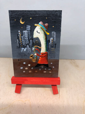 """Sax Guy""