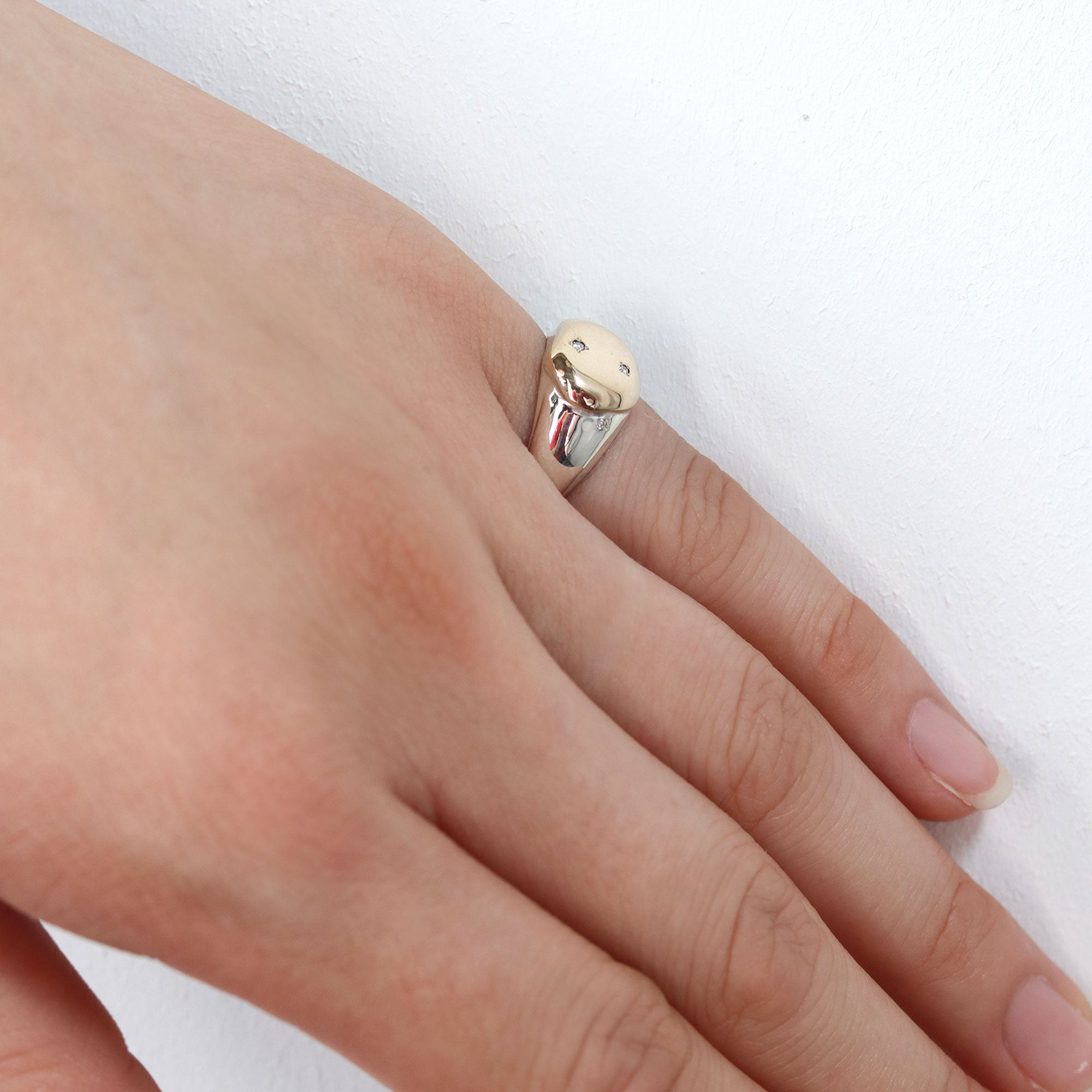 virgo dia ring