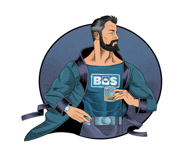 Welcome To The First BOS Man Blog