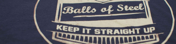 Balls of Steel Logo T-Shirt