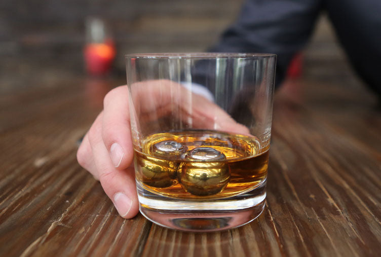 Perfect Whiskey Glass