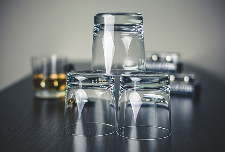 The perfect whiskey glass crafted by world renowned German glassmaker, Schott Zwiesel by BOS drinkware