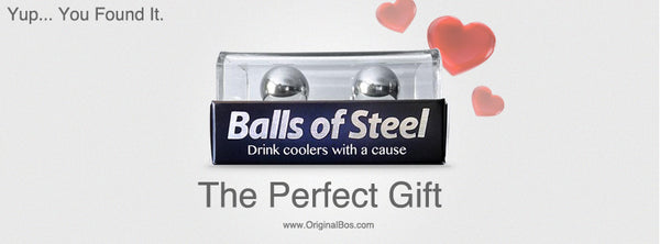 Ball of Steel Best valentines day gift