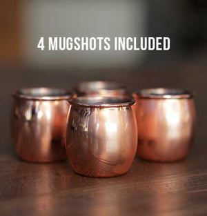 BOS Mugshots™ - Shot Glasses -  - OriginalBOS - 2