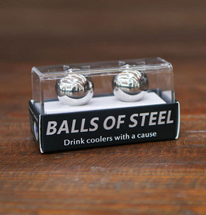 Balls of Steel Whiskey Chillers - Whiskey & Sprit Chillers -  - OriginalBOS - 2