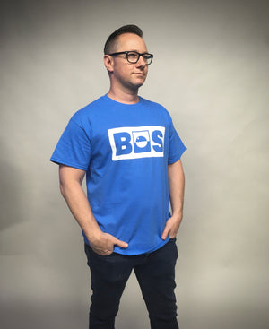 Super BOS Man T-Shirt