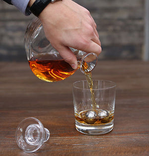 Crystal Whiskey Decanter -  -  - OriginalBOS - 5