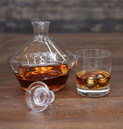 Crystal Whiskey Decanter -  -  - OriginalBOS - 6