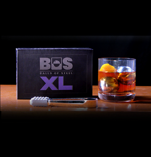 Balls of Steel XL Whiskey Chillers