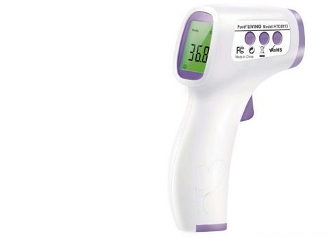 Pure Living Infrared Body Thermometer TGA APPROVED
