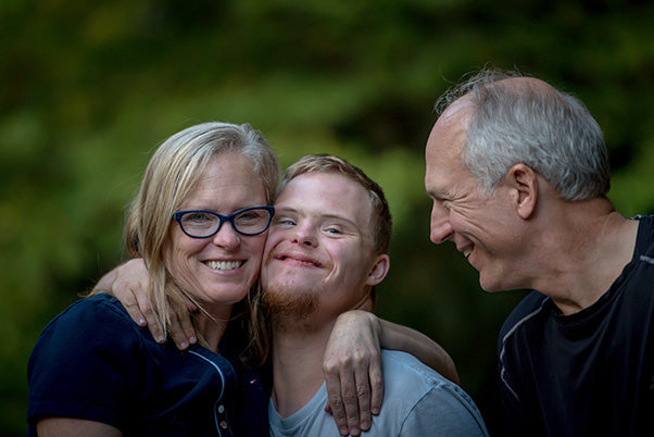 Family with NDIS child
