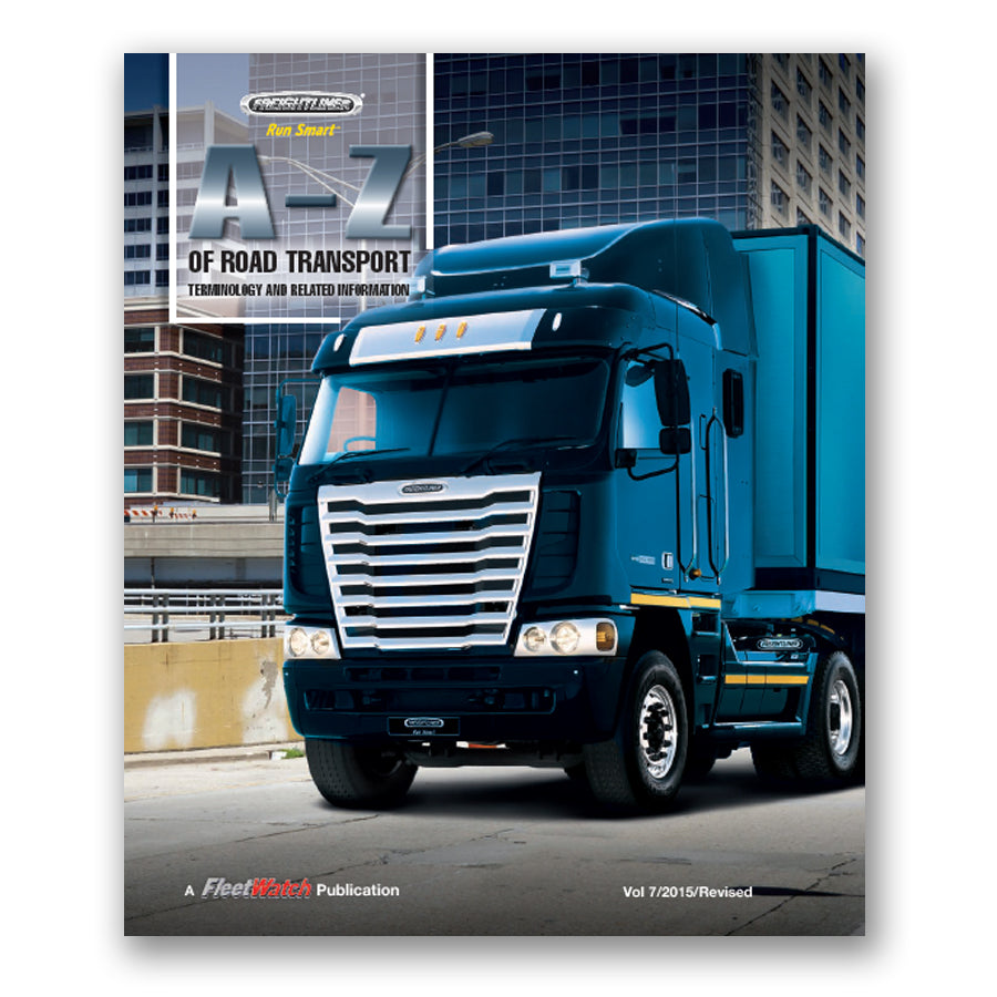 eBook - A-Z of Road Transport