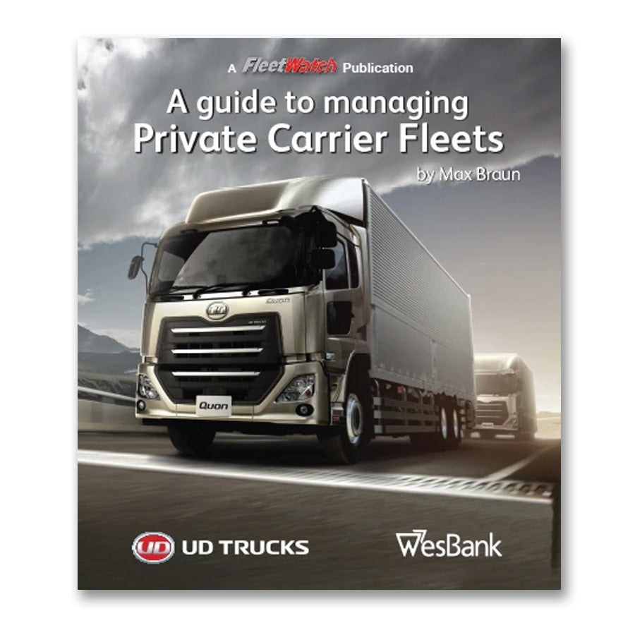 eBook - A Guide to Managing Private Fleets