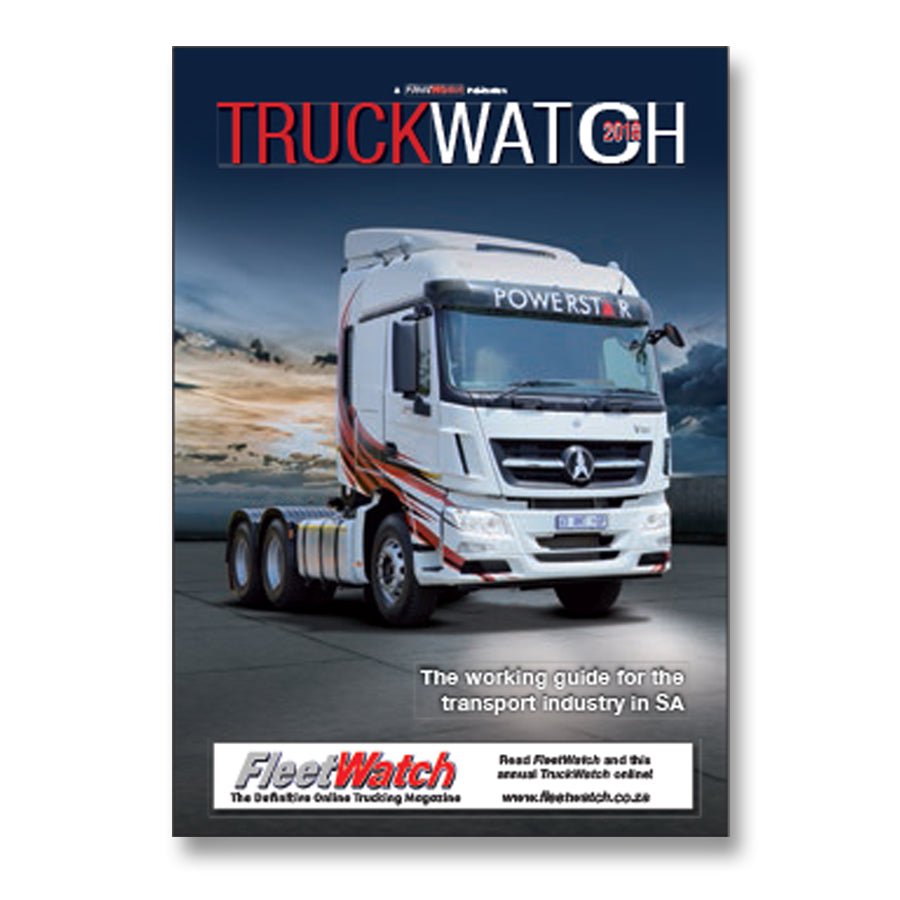 TruckWatch 2018 - Annual