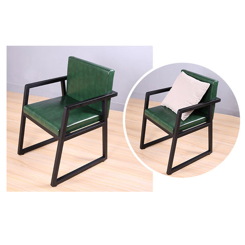 Metal Armchair Office Meeting Negotiation Chair Couch - Selectros