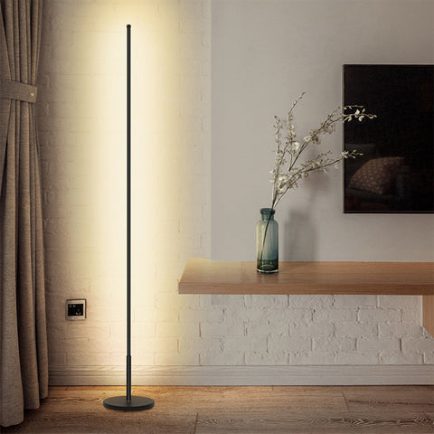 Nordic Floor Standing Lamp 18W Led Reading Light Bedside Night Light - Selectros