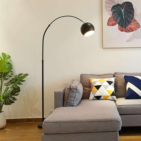 Nordic Style Long Arm Floor Lamp Adjustable Lamp for Living Room - Selectros