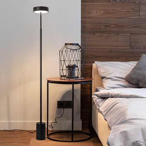 LED Modern Standing Pole Lights Torchiere Floor Lamp for Living Room - Selectros