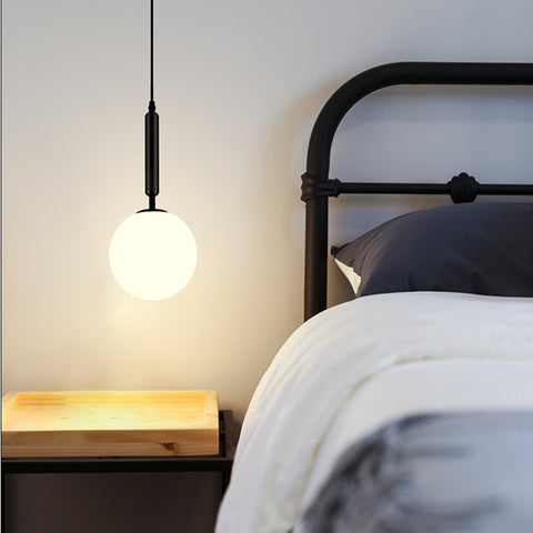 Bar Hanging Lamp E27 Pendant Light Nordic Chandelier - Selectros
