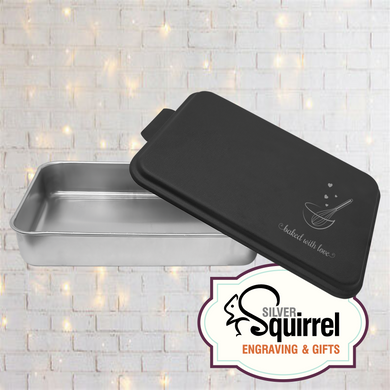 Aluminum Baking Pan {Baked With Love}