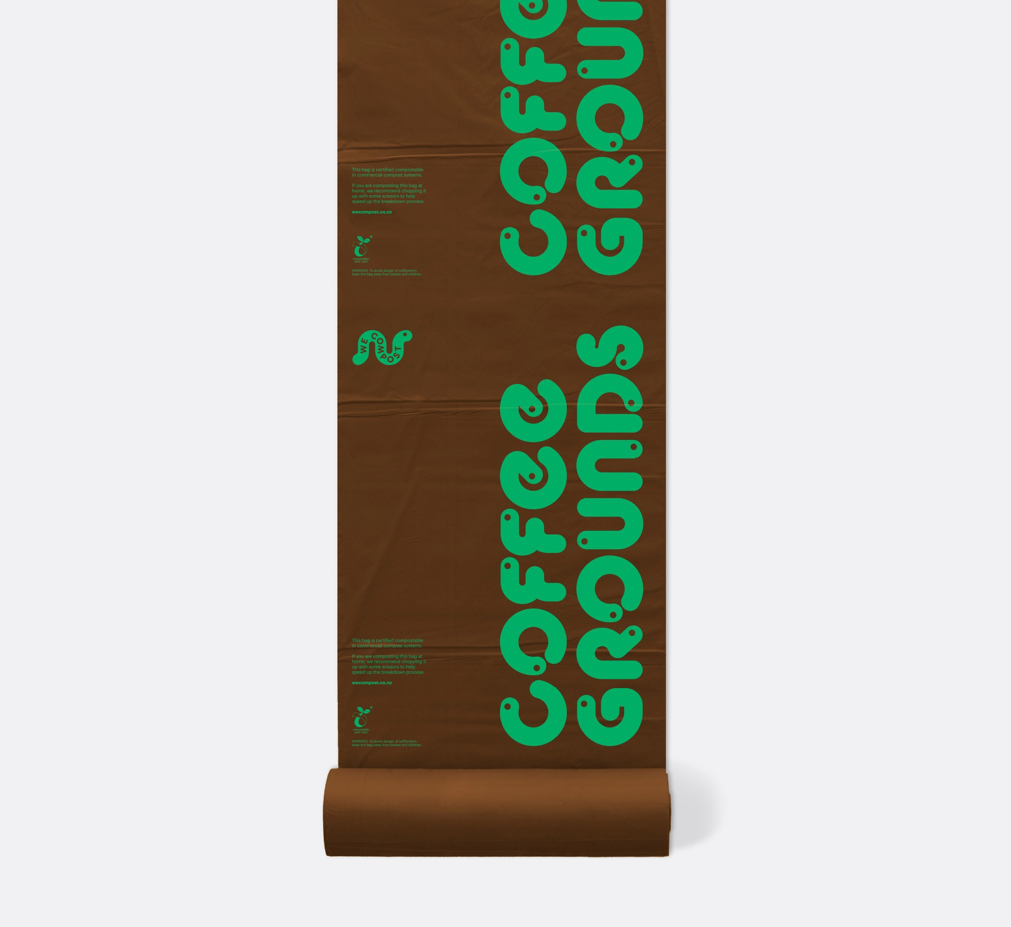 Compostable Coffee Dump Bags <mark>Narrow and Wide Options</mark>