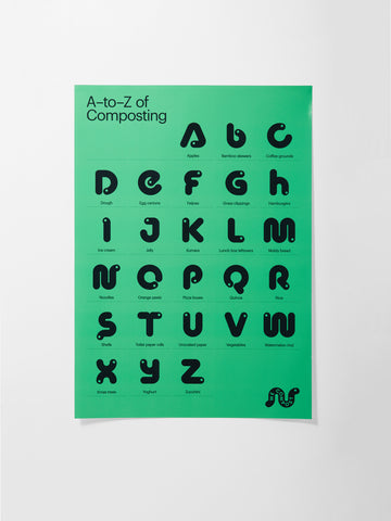 A-Z Poster!