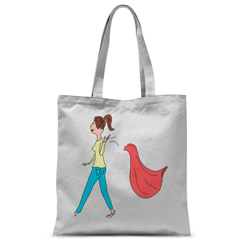 Lose the Cape Sublimation Tote Bag