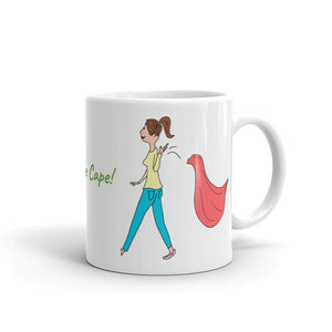 Lose the Cape! Mug