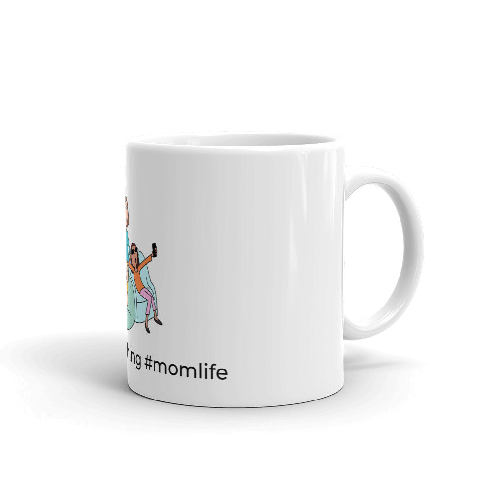 Mom of Teens Coffee Mug