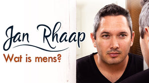 Jan Rhaap – Wat is mens?