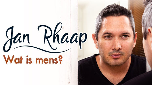 Jan Rhaap – Wat is mens? - [shop_name]
