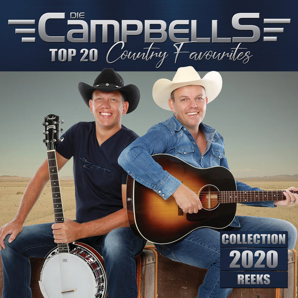 Die Campbells -Top 20 Country Favourites_ Die Campbells