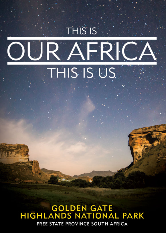 This Is Us - This Is Our Africa - Gaan Groot