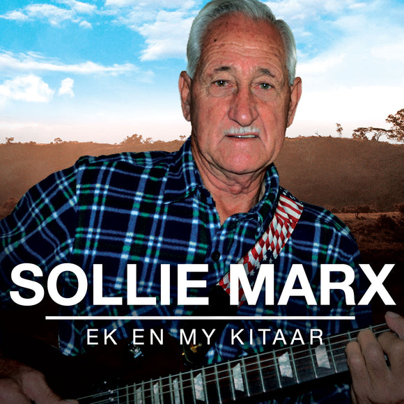 Sollie Marx - Ek en my kitaar_ Real Music