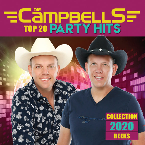 Die Campbells -Top 20 Party Hits_ Die Campbells